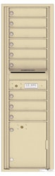 Florence 4C Mailboxes 4C16S-09 Sandstone