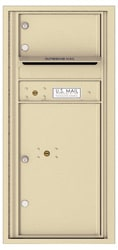 Florence 4C Mailboxes 4CADS-01 Sandstone