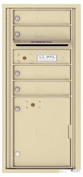 Florence 4C Mailboxes 4CADS-04 Sandstone