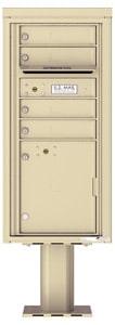 Florence 4C Pedestal 4CADS-04-P Sandstone