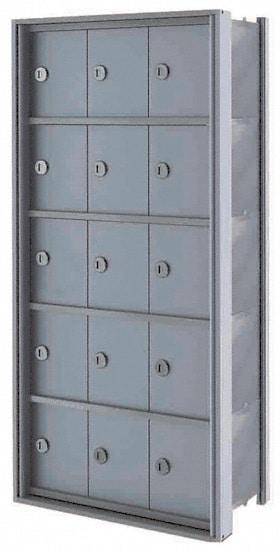 Florence Mini Storage Lockers 15 Door