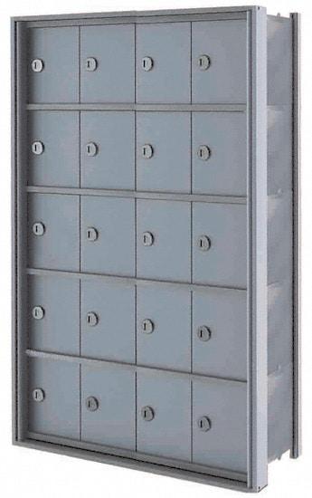 Florence Mini Storage Lockers 20 Door