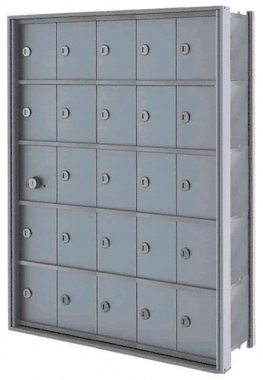 Florence Mini Storage Lockers 25 Door