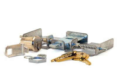 Florence 2600 Series Mailbox Replacement Vault Lock Kit K1111-114