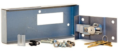 Florence Mailbox Conversion Kit CK25750 Postal to Private