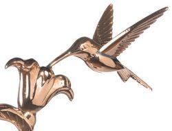 Good Directions Hummingbird Cottage Weathervane Details