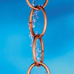 Good Directions Large Link Rain Chain
