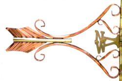 Good Directions Victorian Arrow Weathervane Details