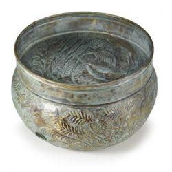 Key West Hose Pot Brass