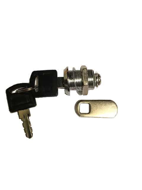 Replacement Lock For AMCO Victorian Pedestal Mailbox