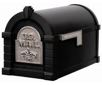 Gaines Keystone Mailbox KS25F