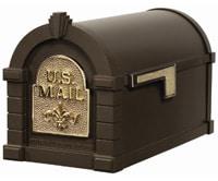 Gaines Keystone Mailbox KS4F
