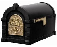 Gaines Keystone Mailbox KS7F