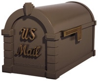 Gaines Keystone Mailbox KS20S