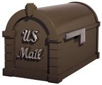 Gaines Keystone Mailbox KS24S
