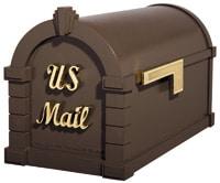 Gaines Keystone Mailbox KS4S