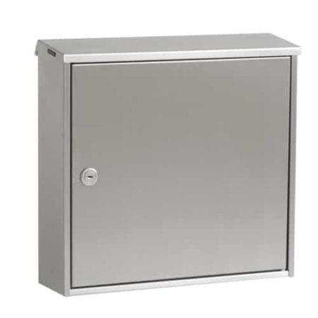 Knobloch Chicago Stainless Wall Mount Mailbox