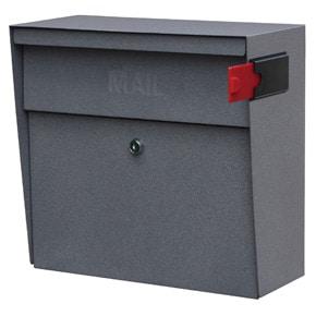Mail Boss Metro Wall Mount Granite