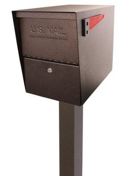Mail Boss Package Master Mailbox Post