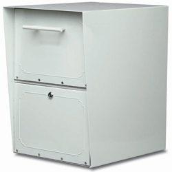 Oasis Drop Box Pearl Gray