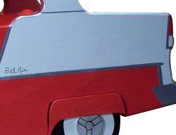 Pinehill Woodcrafts 55 Bel Air Close Up
