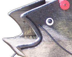 Pinehill Woodcraft Catfish Close Up