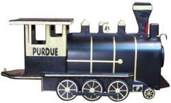 College Train Engine Novelty Mailbox