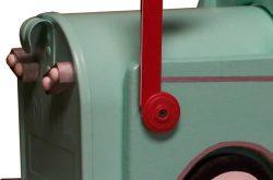 Pinehill Woodcraft DeSoto Mailbox Details