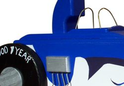 Pinehill Woodcraft Dragster Close Up