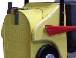 Pinehill Woodcraft Golf Cart Close Up