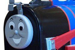 Pinehill Woodcraft Kids Train Close Up