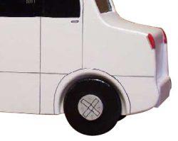 Pinehill Woodcraft Limousine Close Up