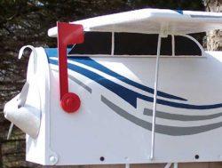 Pinehill Woodcraft Sea Plane Close Up