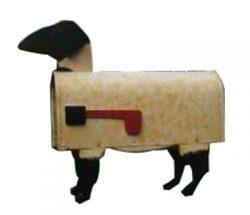 Sheep Novelty Mailbox