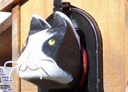 Pinehill Woodcraft Cat House Close Up