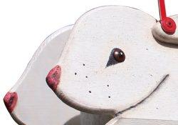 Pinehill Woodcraft Hare Close Up