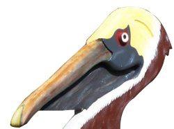 Pinehill Woodcraft Woodendipity Pelican Mailbox Details