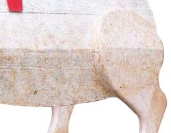 Pinehill Woodcraft Sheep Close Up