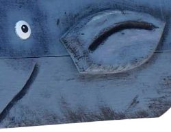 Pinehill Woodcraft Whale Close Up