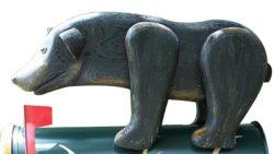 Pinehill Woodcraft Bear Close Up