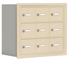 Salsbury 19038-09 Phone Locker Sandstone