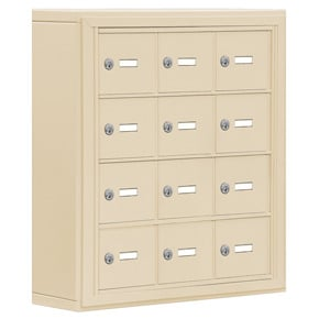 Salsbury 19045-12 Phone Locker Sandstone