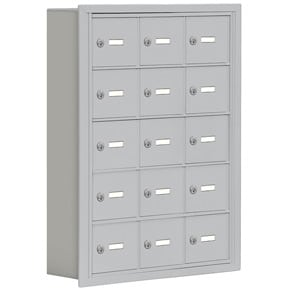 Salsbury 19055-15 Phone Locker Aluminum