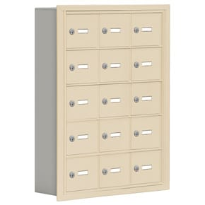Salsbury 19055-15 Phone Locker Sandstone