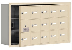 Salsbury 19135-15 Phone Locker Sandstone