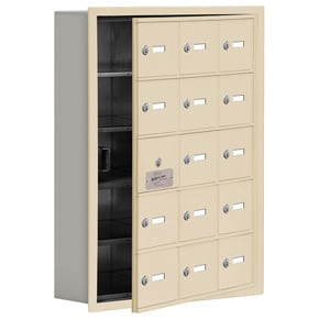 Salsbury 19155-15 Phone Locker Sandstone