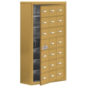 Salsbury 19178-21 Phone Locker Gold