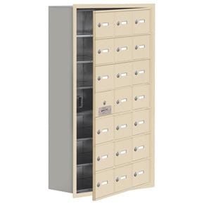 Salsbury 19178-21 Phone Locker Sandstone