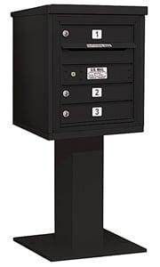 Salsbury 4C Pedestal 3405S-03 Black