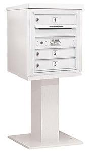 Salsbury 4C Pedestal 3405S-03 White